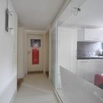 Flur und Küche, Obergeschoss
