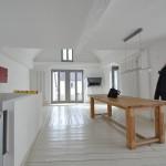 Ess- und Wohnzimmer im Obergeschoss