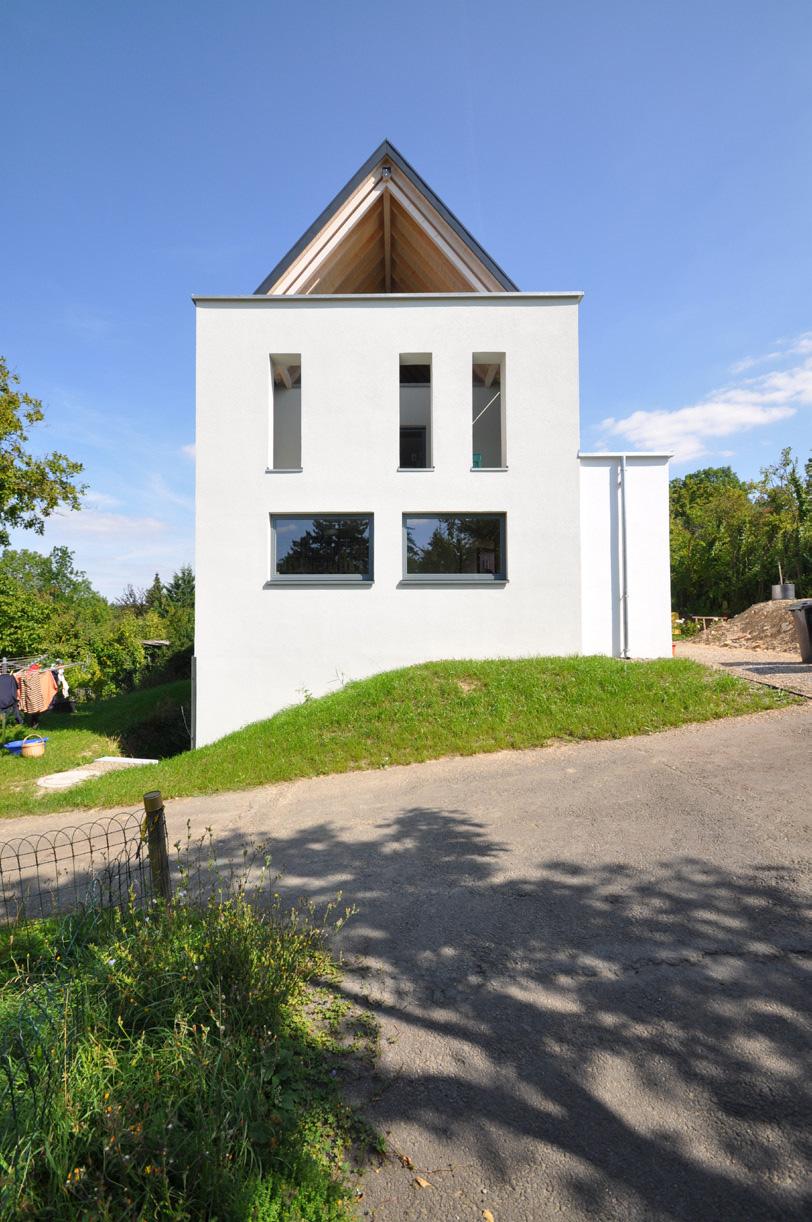 Neubau eines Einfamilienwohnhauses mit Büro in Marktbreit ...